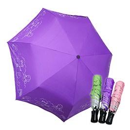 超輕量防風自動晴雨傘(三圖任選)買一送一