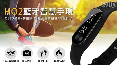 智慧手環/手錶/心率/藍牙/藍牙手環/HO2