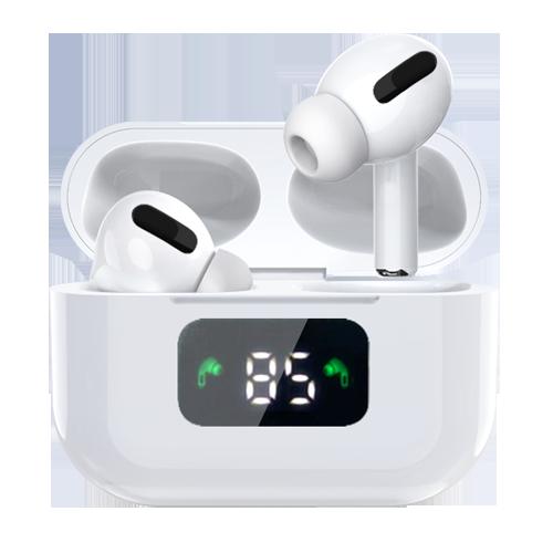 i13RW Pro 觸控數顯雙耳無線磁吸藍牙耳機 2入/組