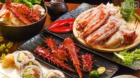 品山日本料理/生魚片/丼飯/天使紅蝦鍋/帝王蟹/花壽司