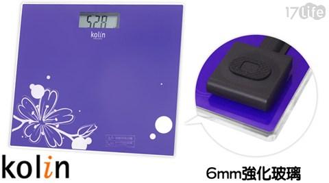 歌林 自動電子體重計 KWN-LN009