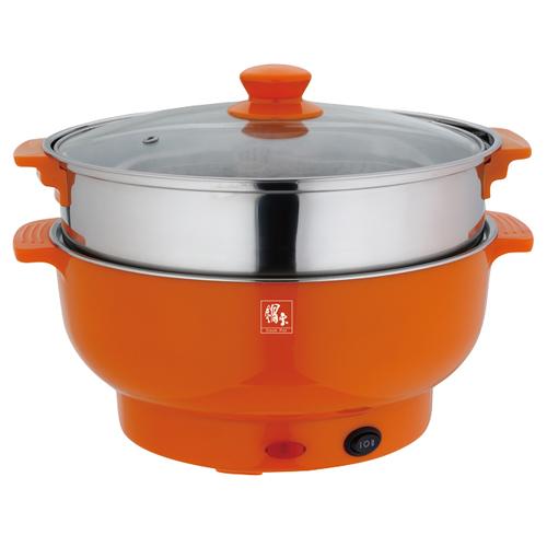 【鍋寶】1.8L多功能料理鍋 EC-180-D 1入/組