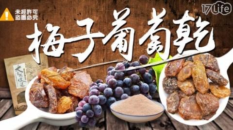 果乾/水果/葡萄/葡萄乾/梅子粉/梅子葡萄乾
