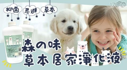 淨化液/鈺女王/森之味/淨化/草本/居家/清潔