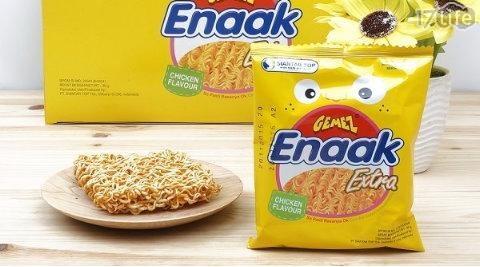 【Enaak】韓國超夯升級加大版香脆大雞點心麵(24包/盒)