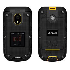 G-PLUS F3 IP68三防3G功能性手機