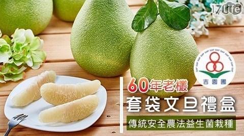 雙證-花蓮鶴岡益生菌栽種60年文旦-現貨