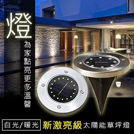 新激亮級太陽能草坪燈