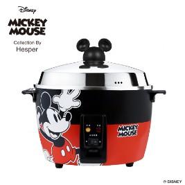 【預購】迪士尼米奇系列 11人份 304不鏽鋼電鍋 DRC-10