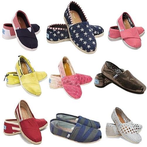 【TOMS】平底懶人鞋單一特賣 1入/組