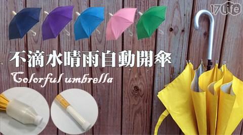 日本/不滴水/晴雨/自動/開傘/直傘