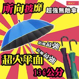 SKY-絕對抗風無敵傘