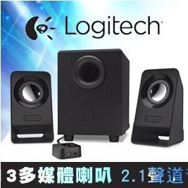 【Logitech 羅技】Z213 多媒體喇叭 2.1聲道音箱