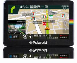 【Polaroid 寶麗萊】C501N GPS 5吋多媒體衛星導航機