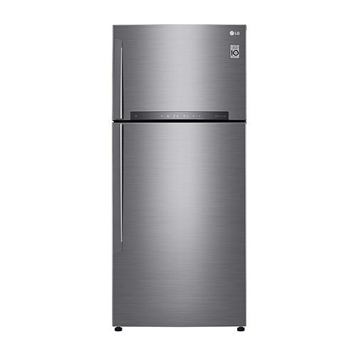 【LG 樂金】525公升 直驅變頻上下門冰箱 GN-HL567SV 1入/組