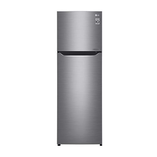 【LG 樂金】253公升直驅變頻上下門冰箱-精緻銀GN-L307SV 1入/組