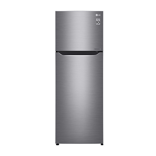 【LG 樂金】315公升 直驅變頻上下門冰箱 GN-L397SV 1入/組