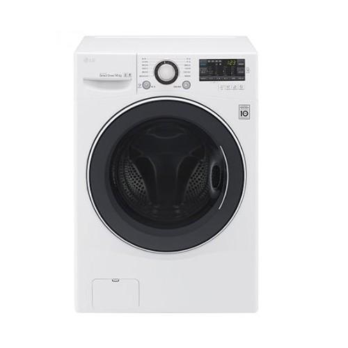 【LG 樂金】14公斤 6-MOTION DD變頻洗脫滾筒洗衣機 (F2514NTGW) 1入/組