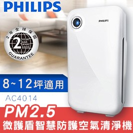 飛利浦- PM2.5智慧防護空氣清淨機