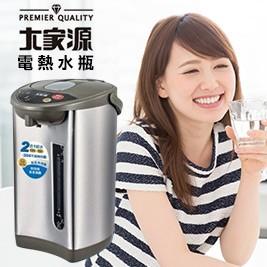 大家源-電熱水瓶 TCY-204801