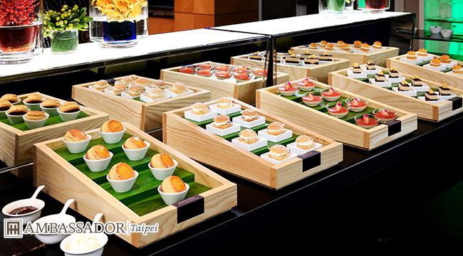 台北國賓大飯店《Aqua Lounge》