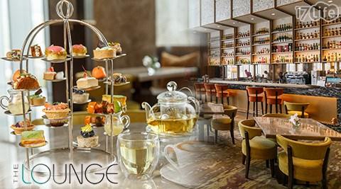 台北六福萬怡酒店/The Lounge/下午茶/午茶/雙人/六福/萬怡/南港/聚會/約會