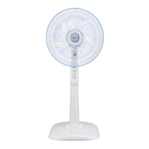 【Kolin歌林】14吋純淨白擺頭立扇/電風扇(KF-LN1417) 1入/組