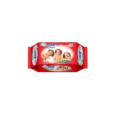 拭拭樂-嬰兒超純水柔濕巾(85抽x24包) 1箱/組