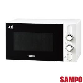 聲寶SAMPO-天廚28L機械式微波爐