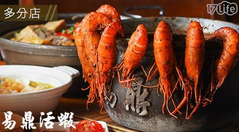 易鼎活蝦/蝦子/聚餐