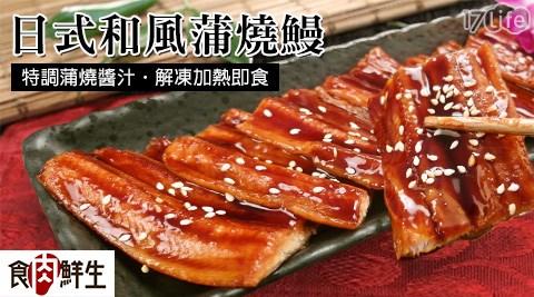 鰻魚/蒲燒/蒲燒鰻魚/即時/調理