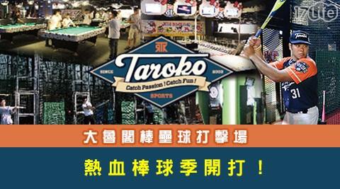 TAROKO大魯閣棒壘球打擊場/大魯閣/棒壘球打擊場/TAROKO