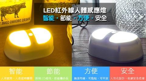 EASY HOME/LED紅外線人體感應燈/LED/紅外線/人體感應燈/感應燈