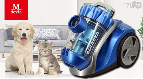 Mdovia雙層HEPA寵物吸塵器