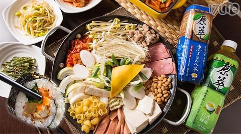 kim kim153/正宗韓國料理/韓國/OPPA/松江南京/道理/部隊/泡菜/紫飯包/辣炒年糕