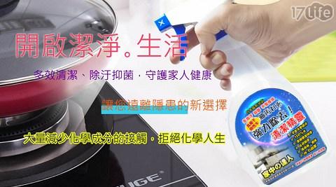清潔精靈 鹼性負離子水 清潔劑/清潔劑/負離子水/日本/清潔
