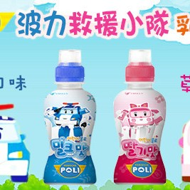 【波力救援小隊】乳酸風味飲料