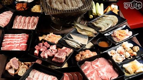 神牛炭火日式燒肉(大直店)/神牛/炭火/日式/燒肉/吃到飽/大直/炭烤/碳烤/燒烤/碳燒/炭燒/肉/牛排/海鮮/豬排/烤肉