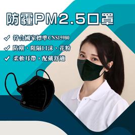 MIT順易利PM2.5防霾口罩(30片/盒)