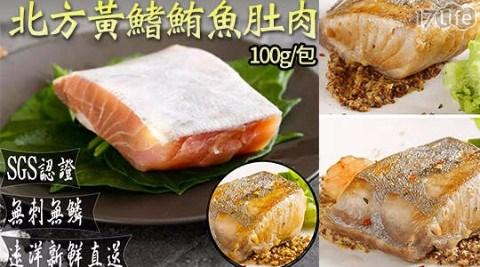 嚴選頂級北方藍鰭金槍魚/黃鰭鮪魚肚肉