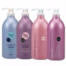KUM熊野 沙龍級無矽靈洗髮精/潤髮乳