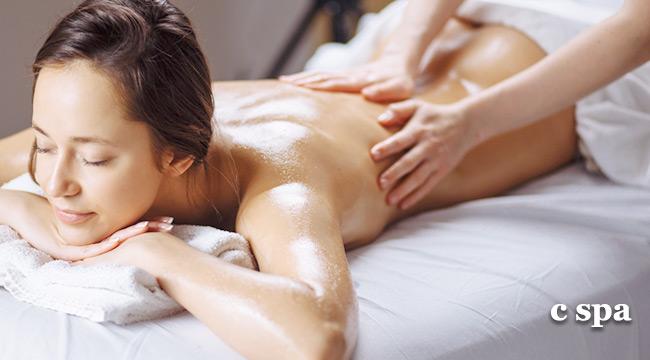 喜泉 c spa《台中西屯店》-身體按摩課程