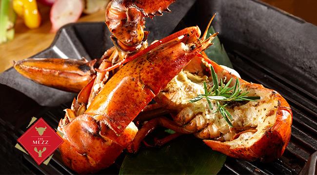 香格里拉台南遠東國際大飯店《THE MEZZ牛排龍蝦館》