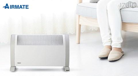 【AIRMATE 艾美特】智能偵測斷電 對流式電暖器 HC81243