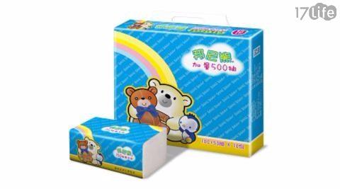 邦尼熊/抽取式/衛生紙/抽取式衛生紙/花紋衛生紙/邦尼熊衛生紙