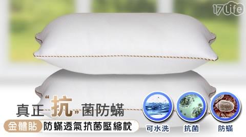 MIT/抗菌/防蹣/枕頭