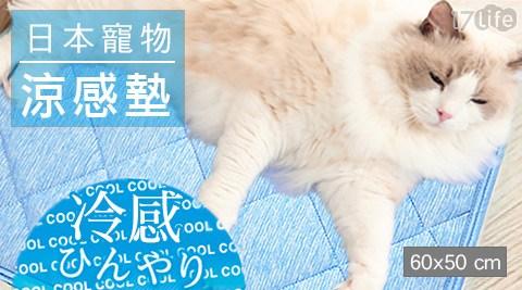 日本/寵物/涼感墊/貓/狗/坐墊/貓奴/夏季/涼感