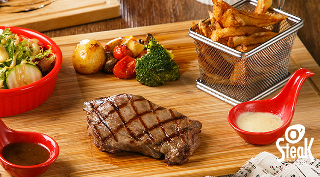 O'Steak 法國餐酒館