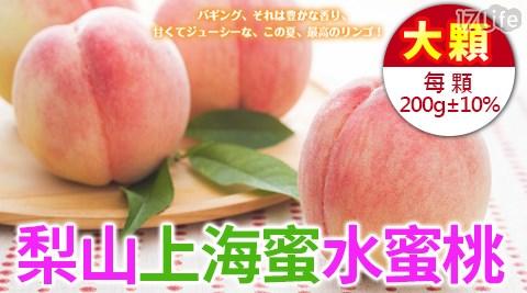水蜜桃界的LV,熟成均勻甜度更勝一般水蜜桃,富含多種維生素及果酸,一年收成只有15天,數量稀少極其珍貴!