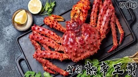 生鮮/進口海鮮/年節/過年/蟹/智利/帝王蟹/蟹肉/XXL/XXL級熟凍智利帝王蟹